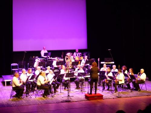 L'harmonie de Bonnes Saint-Julien-l'Ars